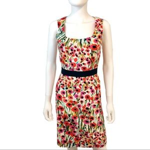 Milly of New York | Floral A-line Dress
